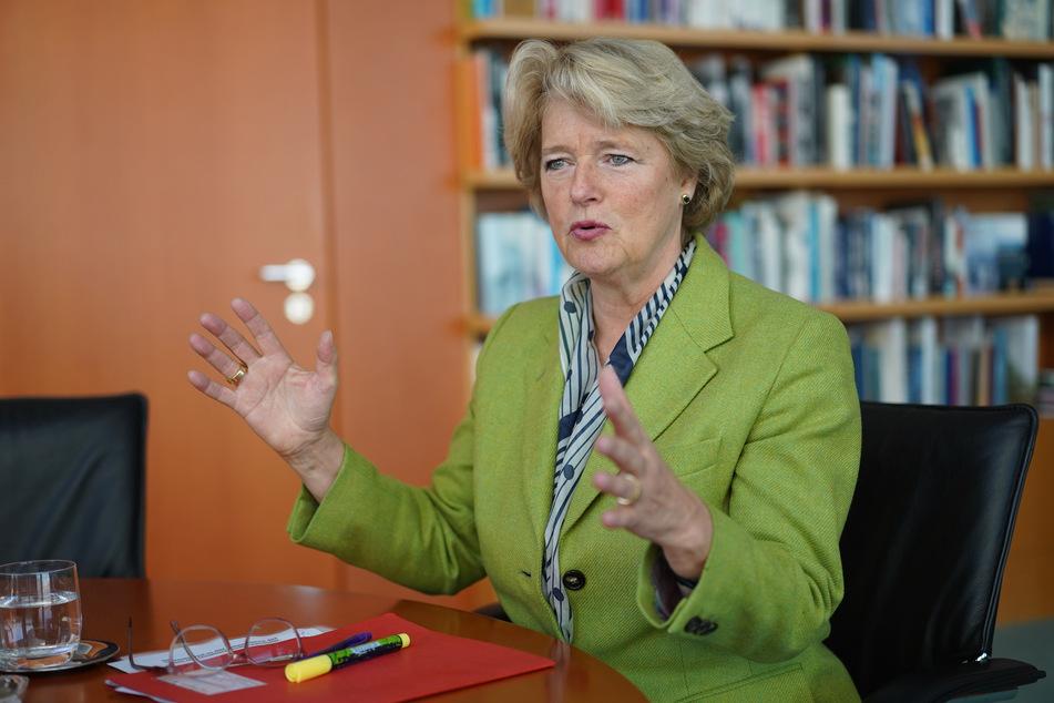Kulturstaatsministerin Monika Grütters (58). (Archivbild)