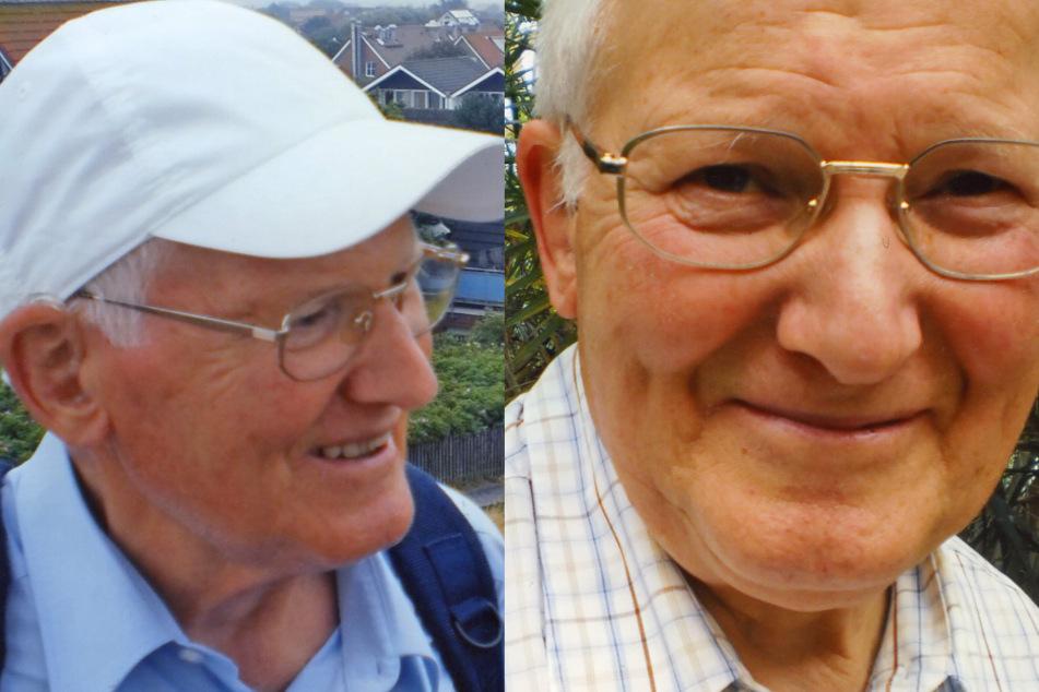 Seit April 2015 vermisst: Polizei bittet um Hinweise zum Verschwinden von Paul (79)