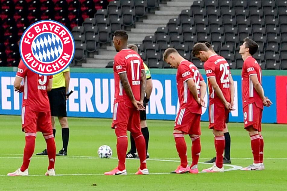 Schweigeminute vor Bayern-Spiel in Salzburg nach Anschlag in Wien
