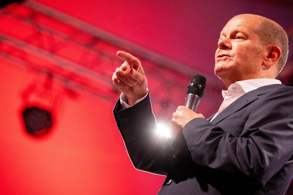 65 Prozent der Befragten glauben, dass Olaf Scholz (63, SPD) Kanzler kann. 49 Prozent würden ihn gerne in diesem Amt sehen.
