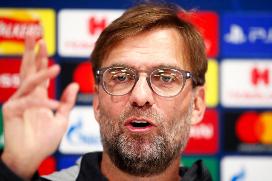 """Jürgen Klopp bat die Fans des FC Liverpool darum, """"einander zu beschützen."""""""