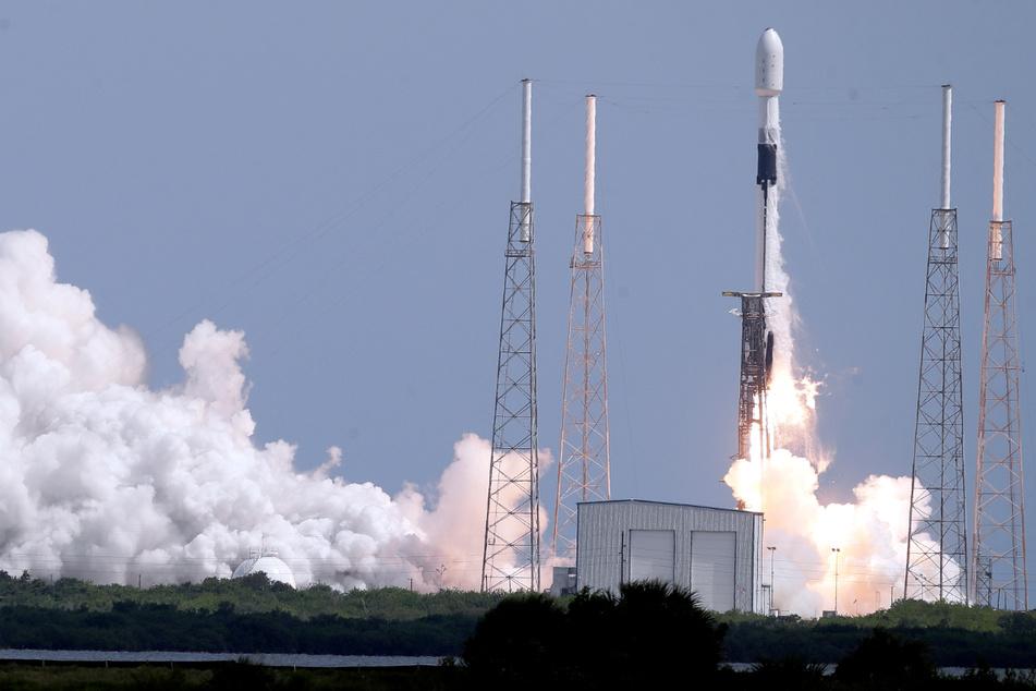Neue SpaceX-Satelliten sind heute über Deutschland zu sehen