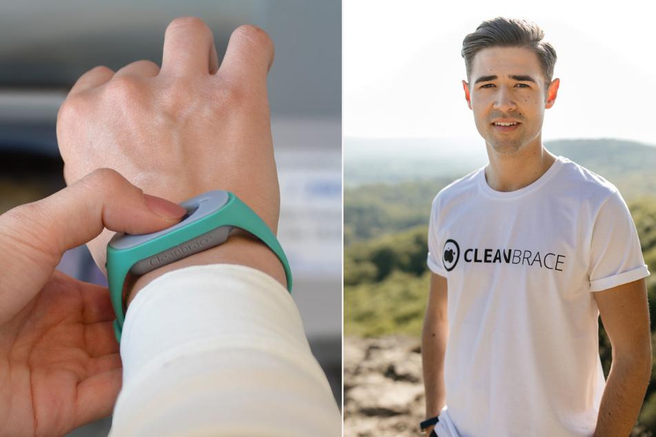 Saubere Erfindung: Kleines Armband, große Wirkung!