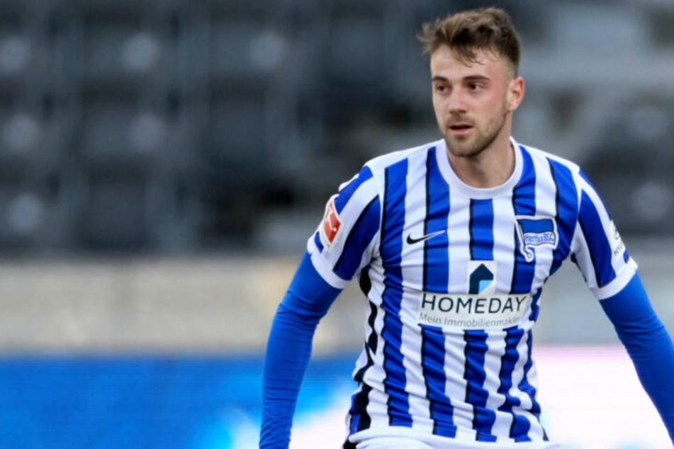 Lukas Klünter (25) muss an der Schulter operiert werden.