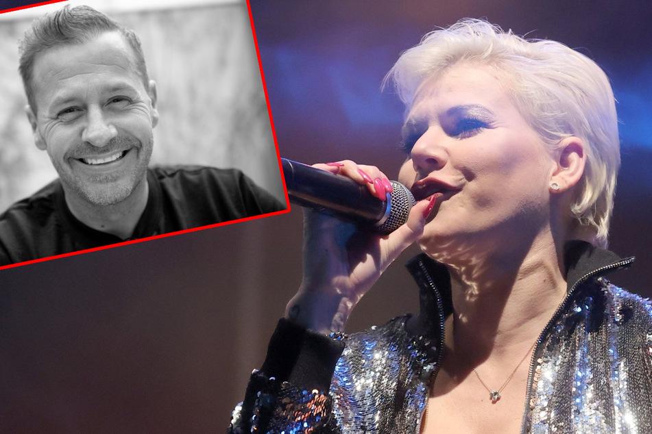 """Zuletzt waren sie zusammen bei """"Promis unter Palmen"""" zu sehen. Nun hat sich Melanie Müller (32) von ihrem TV-Kollegen Willi Herren (†45) verabschiedet."""