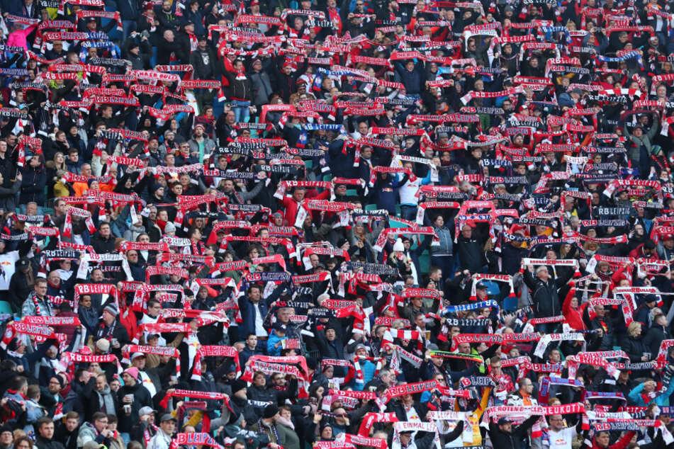 Ab der Champions-League-Heimpartie gegen Paris Saint-Germain soll die Red Bull Arena wieder voll gemacht werden – allerdings unter Anwendung der 2G-Regel. (Archivbild)