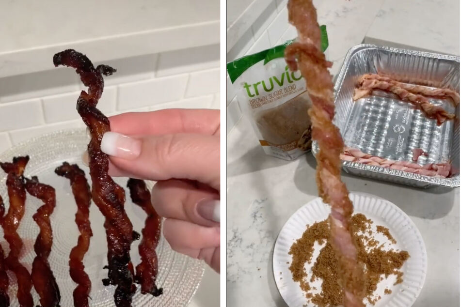You'll never go back once you taste this TikToker's bacon hack!