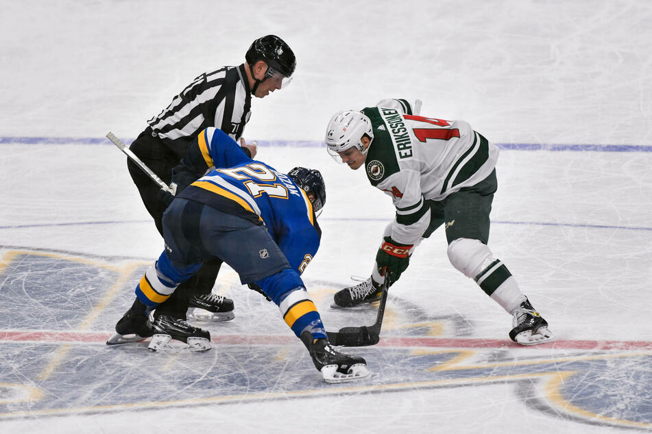 """NHL: Minnesota plays another """"Wild"""" one – but not the kind it was hoping for!"""