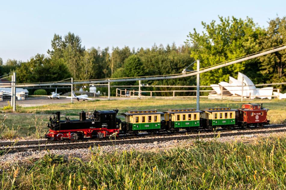 Jeder, der auf Eisenbahnen steht, wird hier glückselig sein, wenn die Eisenbahner ihre Züge präsentieren. (Archivbild)