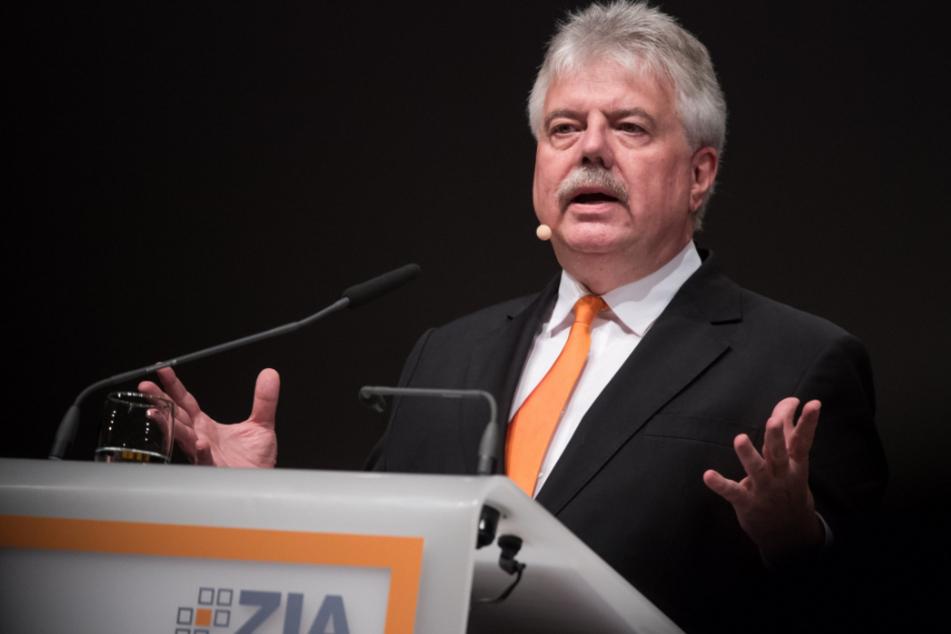 Der Präsident des Spitzenverbandes der Immobilienwirtschaft, Andreas Mattner (Archivbild).