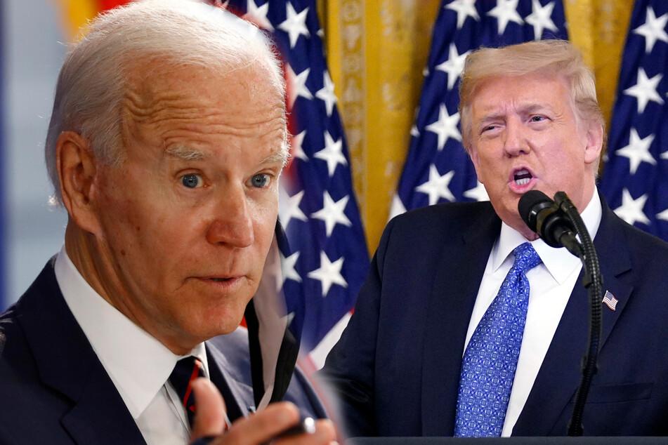 Biden nennt Trump ersten Rassisten im Präsidentenamt