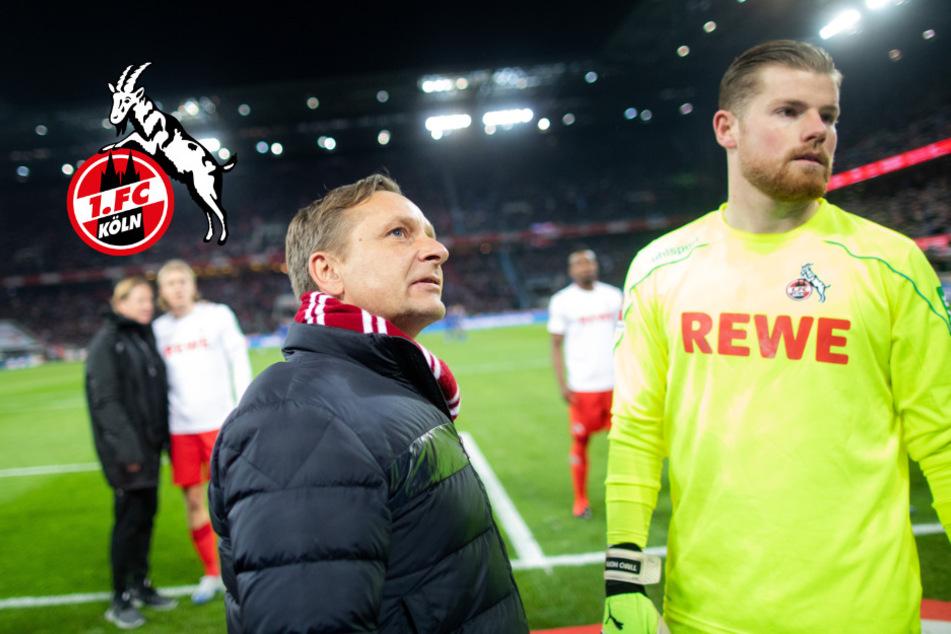 1. FC Köln droht in Paderborn der Ausfall von Timo Horn