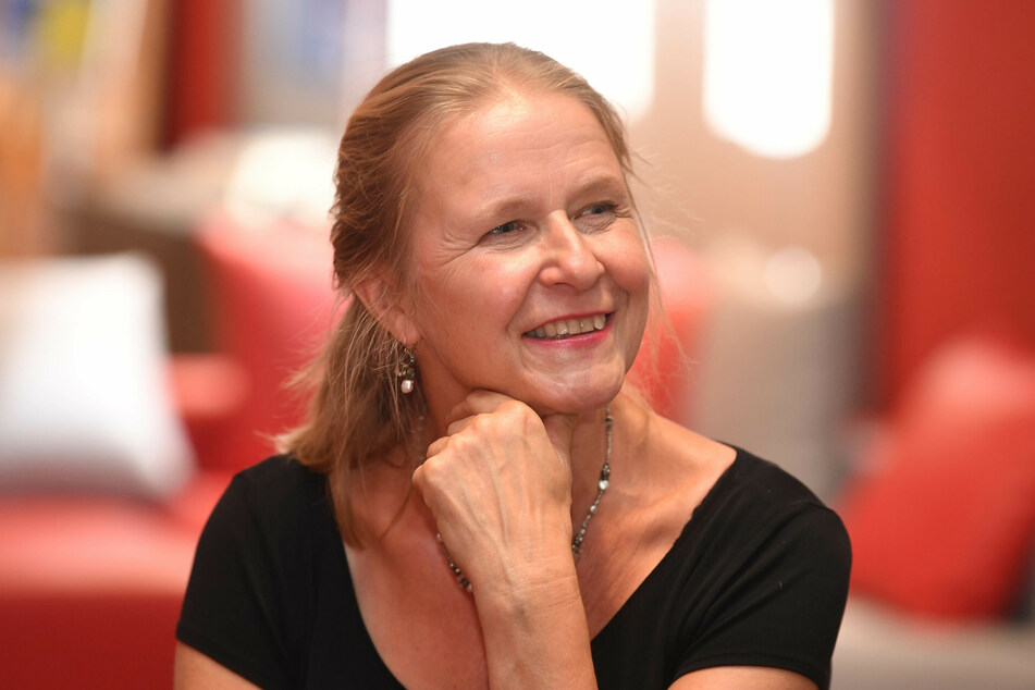 Die Kinderbuchautorin Cornelia Funke hat ein neues Buch geschrieben.
