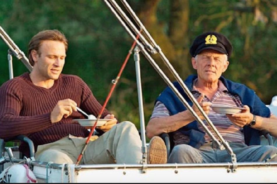 Otto und Martin Stein können am Ende doch noch ihren Ausflug genießen.