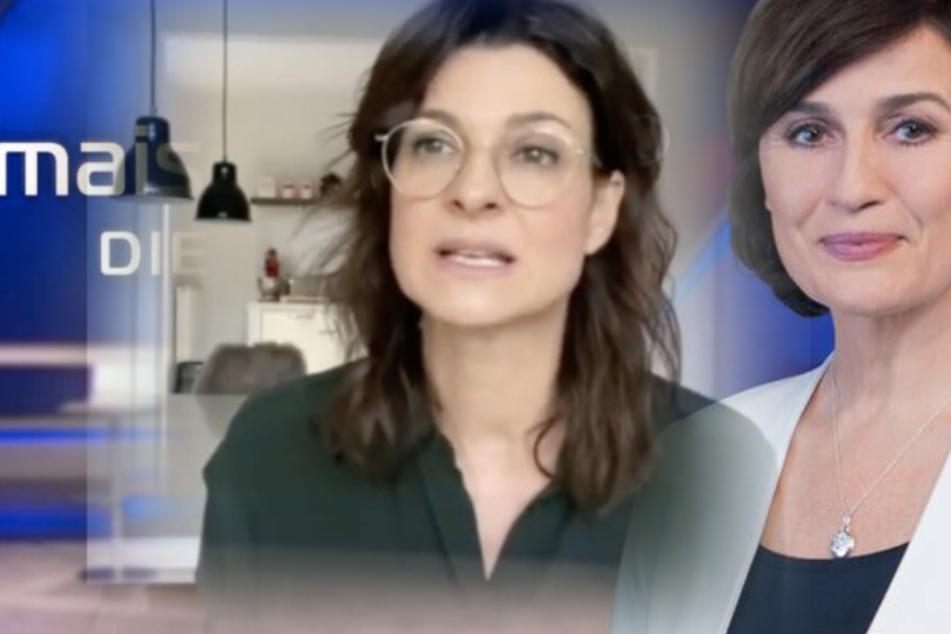 Statt Comedians diesmal Marlene Lufen bei Maischberger!