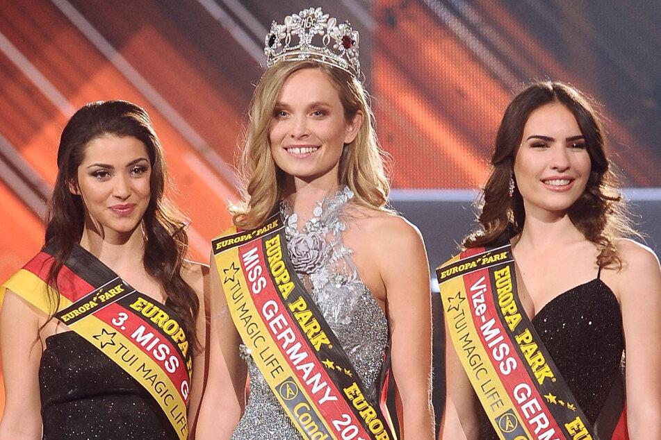 Den Glamour einer Miss Germany hat sich Nadine Berneis bewahrt. Heute sieht sie sich auch als Fashion-Polizei.