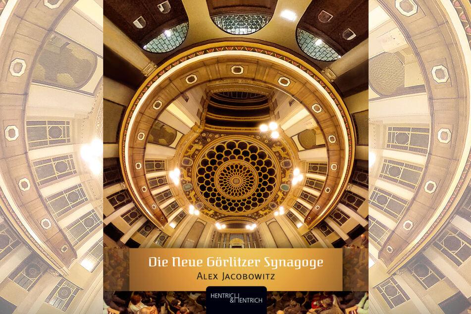 """""""Die Neue Görlitzer Synagoge"""" von Alex Jacobowitz erschien beim Leipziger Verlag Hentrich & Hentrich. Aufgrund des großen Erfolges und der Nachfrage ist das Buch für nächstes Jahr auch als englischsprachige Ausgabe geplant."""