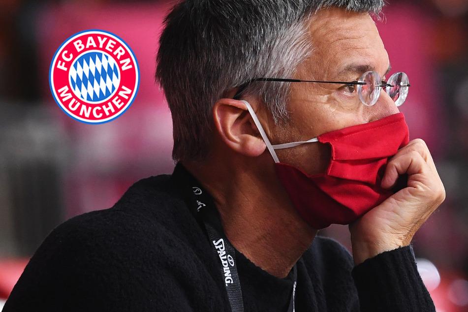 """Bayern-Präsident Hainer sieht Bundestrainerfrage kritisch: """"Wir sind eher Opfer"""""""