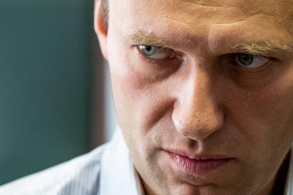 Der russische Oppositionsführer Alexej Nawalny wird seit einigen Wochen in Berlin behandelt.
