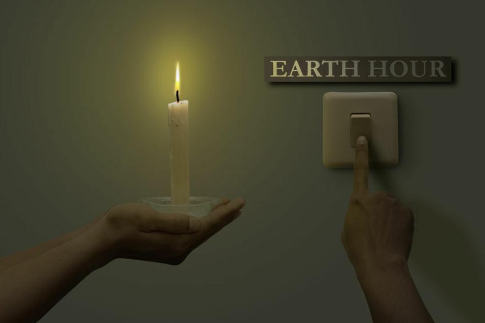 Die Earth Hour soll auch 2020 stattfinden.