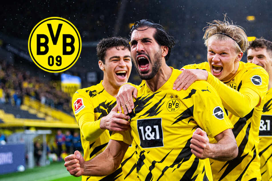 BVB-Transferhammer? Manchester City will offenbar zwei Dortmund-Stars!