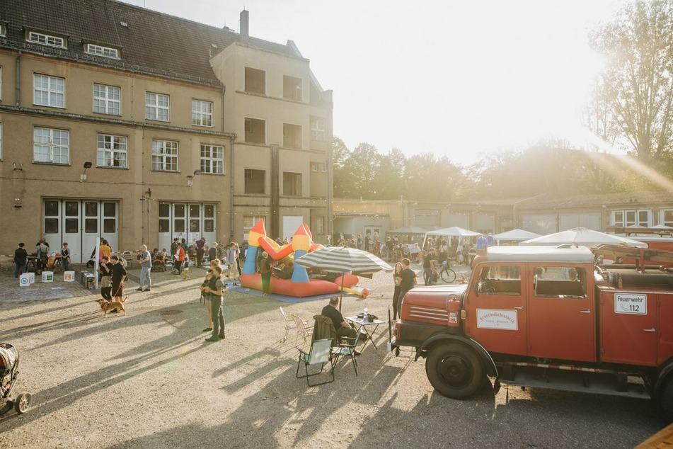 Die Ostwache (hier beim Herbstfest 2019) soll ein soziokulturelles Zentrum werden.
