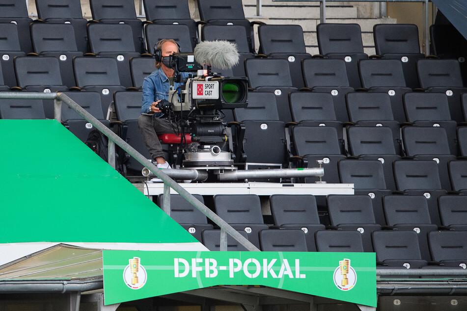 Wie und wo gibt's denn bald den DFB-Pokal zu sehen?