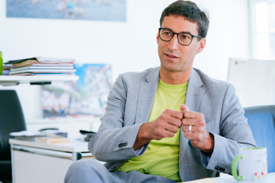 Schorndorfs Oberbürgermeister Matthias Klopfer (52, SPD) wurde positiv auf das Coronavirus getestet.