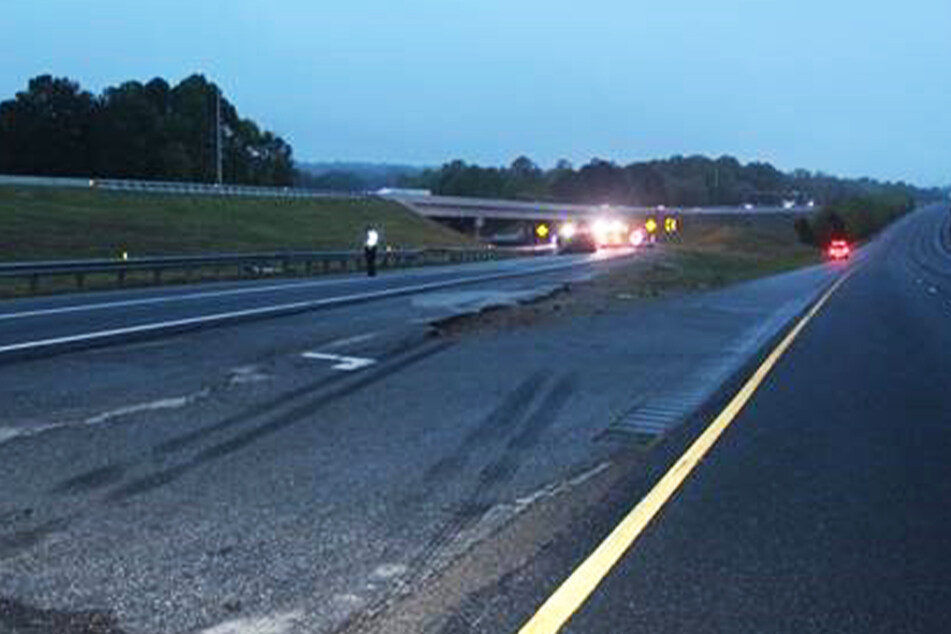 Police say multiple people died and several others were injured in the interstate crash.
