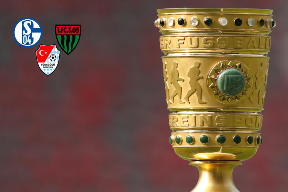 Schalke-Gegner im DFB-Pokal wird nun vor Gericht entschieden! Oder gibt es sogar ein Knappen-Freilos?