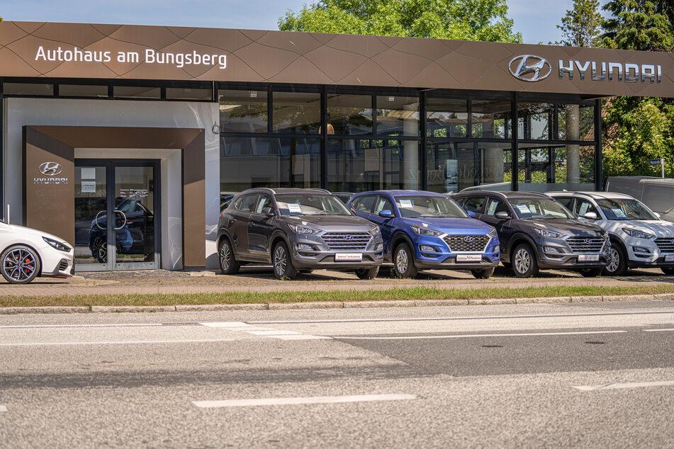 Hier gibt's in Schleswig-Holstein Hyundai-Modelle zum Tiefstpreis