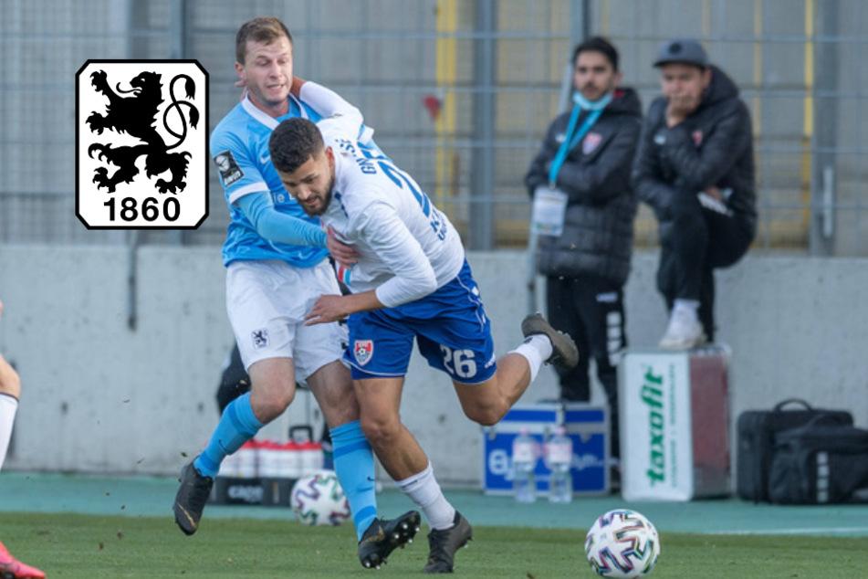 Löwen zahnlos: TSV 1860 München in Unterzahl nur Remis gegen KFC Uerdingen
