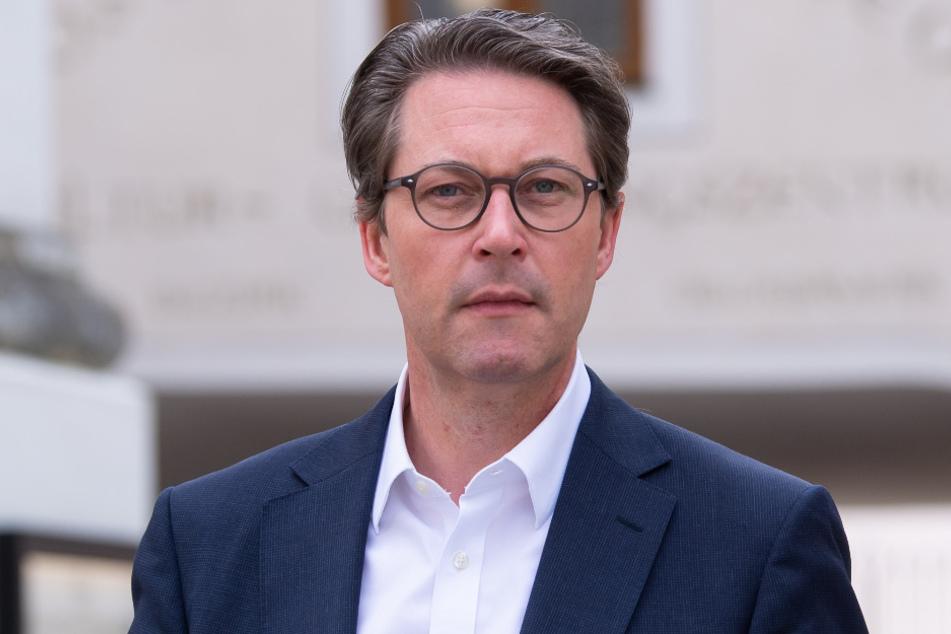 Verkehrsminister Andreas Scheuer (46, CSU). Kommt die 3G-Regel für Zug und Flugzeug?