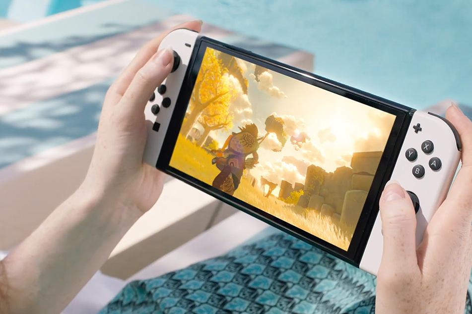 Nintendo kündigt Switch OLED-Modelle an: Mehr Schein als Sein?
