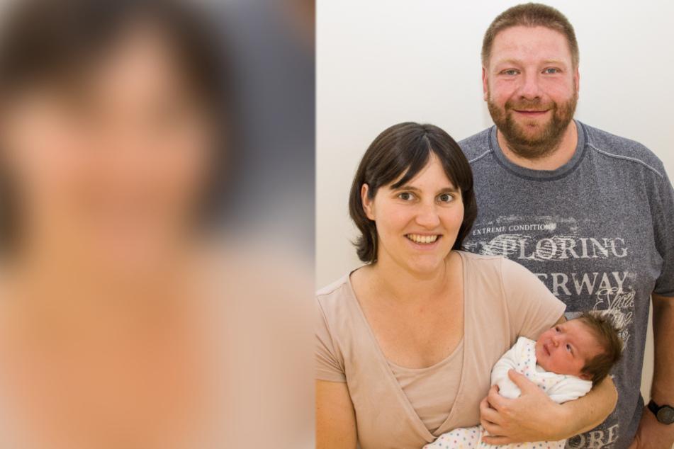 Geburt in 16 Minuten: Jubiläums-Baby Luise hatte es besonders eilig