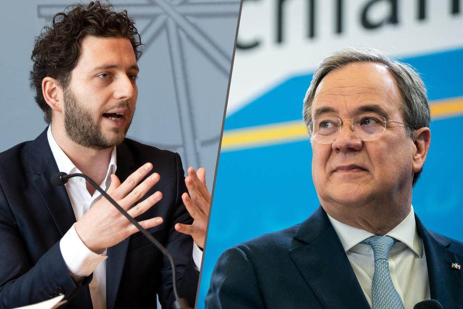 """NRW-Grüne: Union verliert Vertrauen, weil Laschet """"falsche Entscheidungen"""" trifft"""