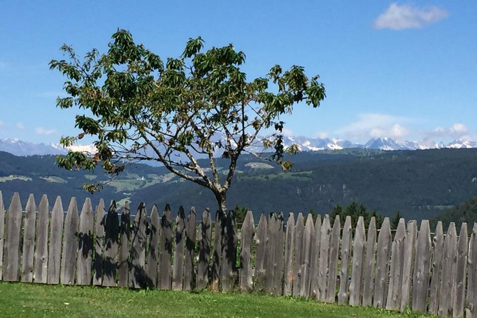 Die Alpen nahe der kleinen italienischen Gemeinde Ritten in Südtirol: Wenn das Wetter mitspielt, verspricht ein Kurztrip Entspannung pur.