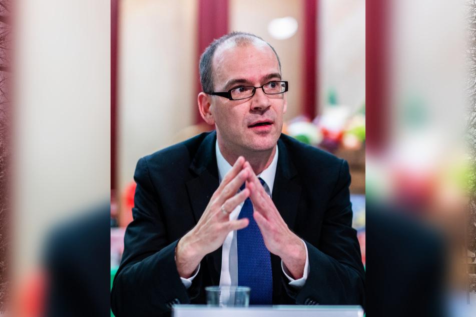 """CWE-Chef Sören Uhle (44): """"Wir korrigieren die dramatische Entwicklung."""""""