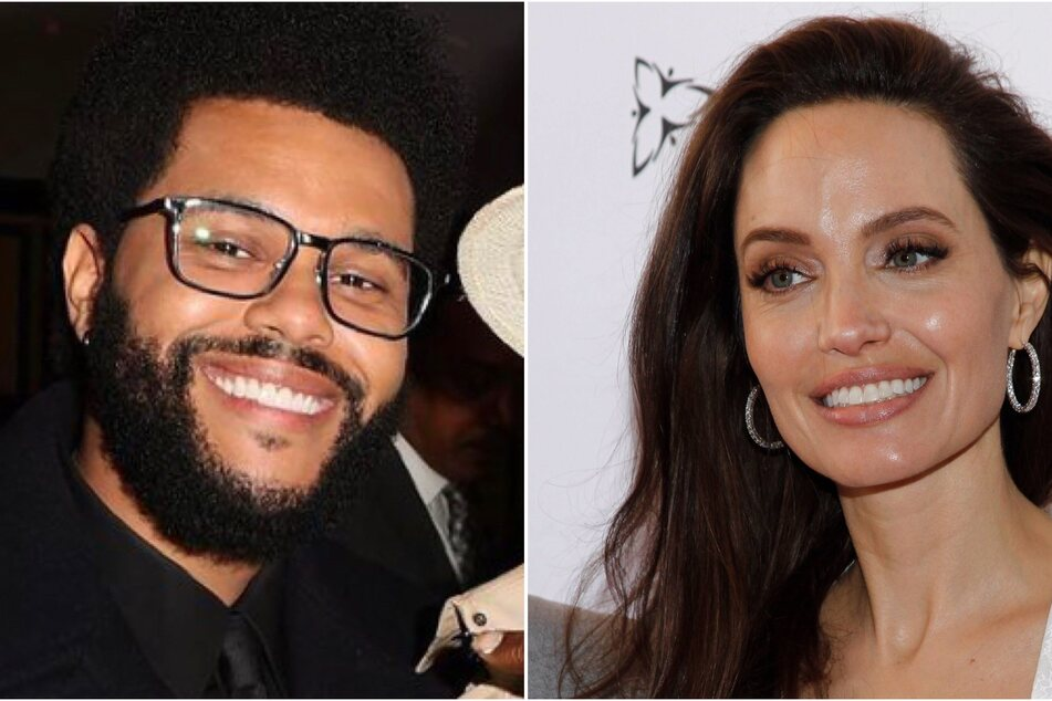 Angelina Jolie and The Weeknd continue to spark dating rumors!