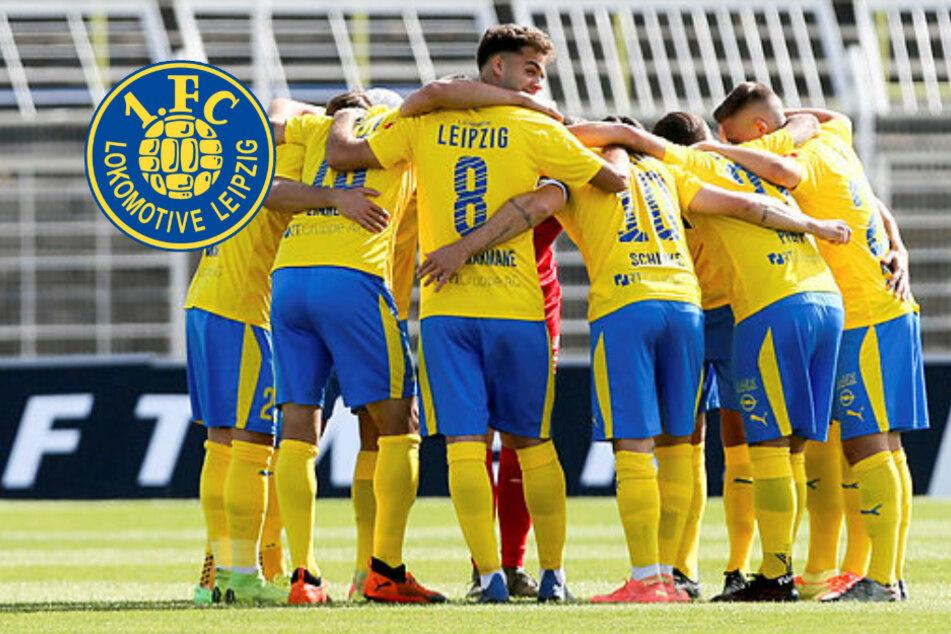 Trotz ungewissem Regionalliga-Restart: Lok Leipzig beantragt Lizenz für 3. Liga