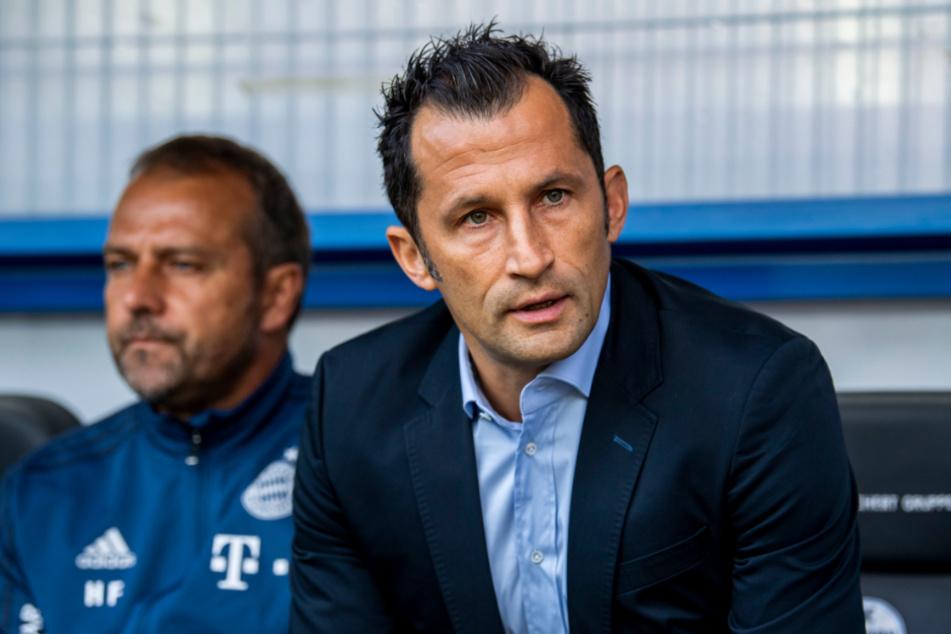 Zwischen Hansi Flick (l.) und Sportdirektor Hasan Salihamidzic gab es immer wieder Differenzen. (Archiv)