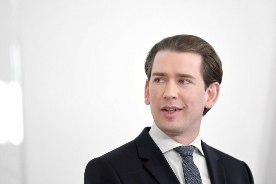"""Bekam vor der Sommerpause sein """"Böhmermann-Fett"""" weg: Österreichs ÖVP-Kanzler Sebastian Kurz (34)."""