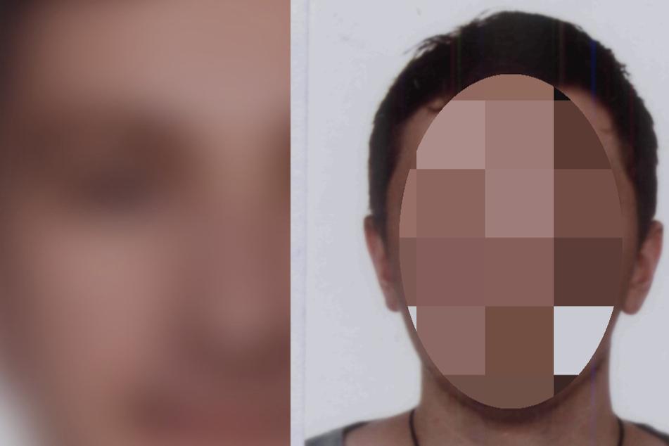 Der 23-Jährige wurde zurück ins Krankenhaus gebracht.
