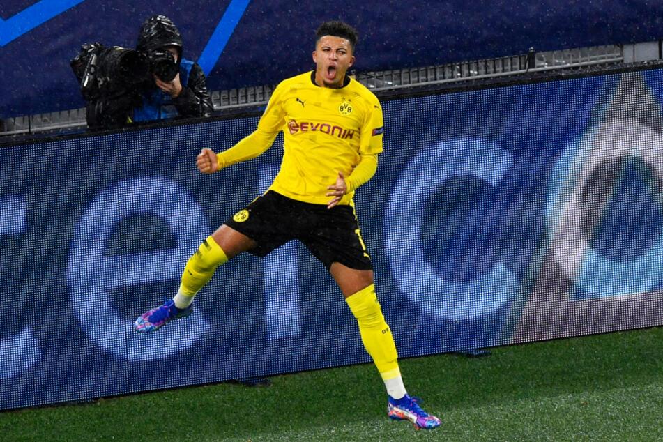 Jadon Sancho brach mit seinem Elfmetertor den Bann. Damit brachte er Borussia Dortmund auf die Siegerstraße.