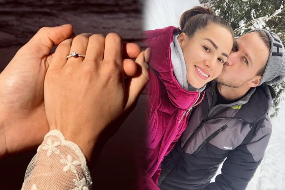 Bachelor: Angelina Heger und Sebastian Pannek haben sich verlobt!
