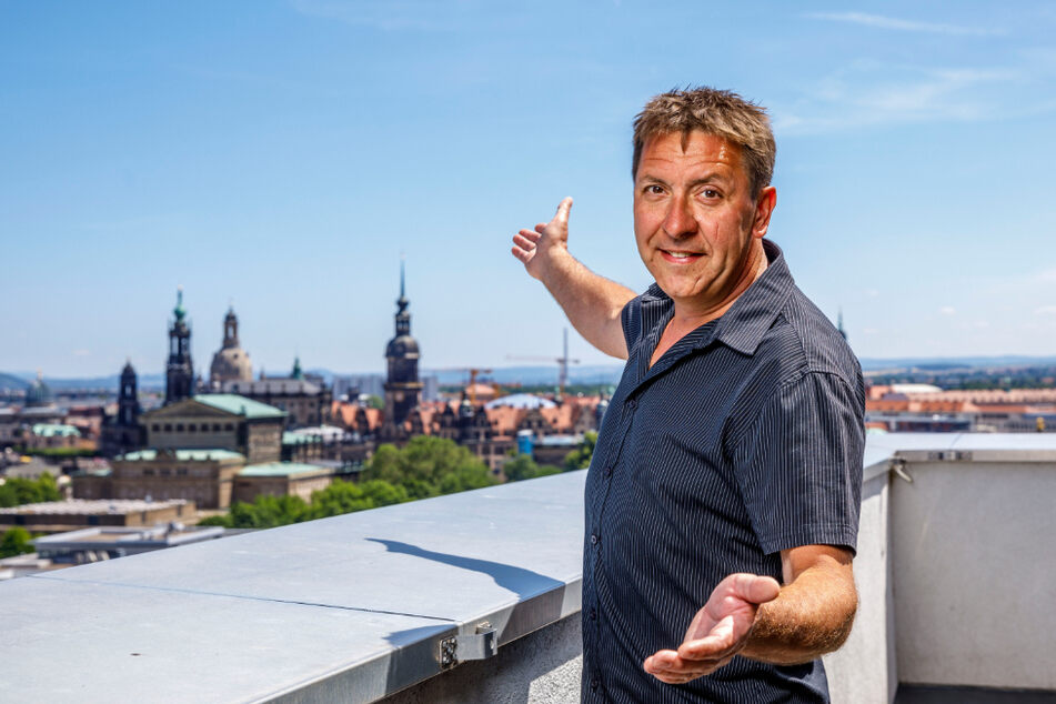 Kultmoderator Thomas Böttcher (55). (Archivbild)