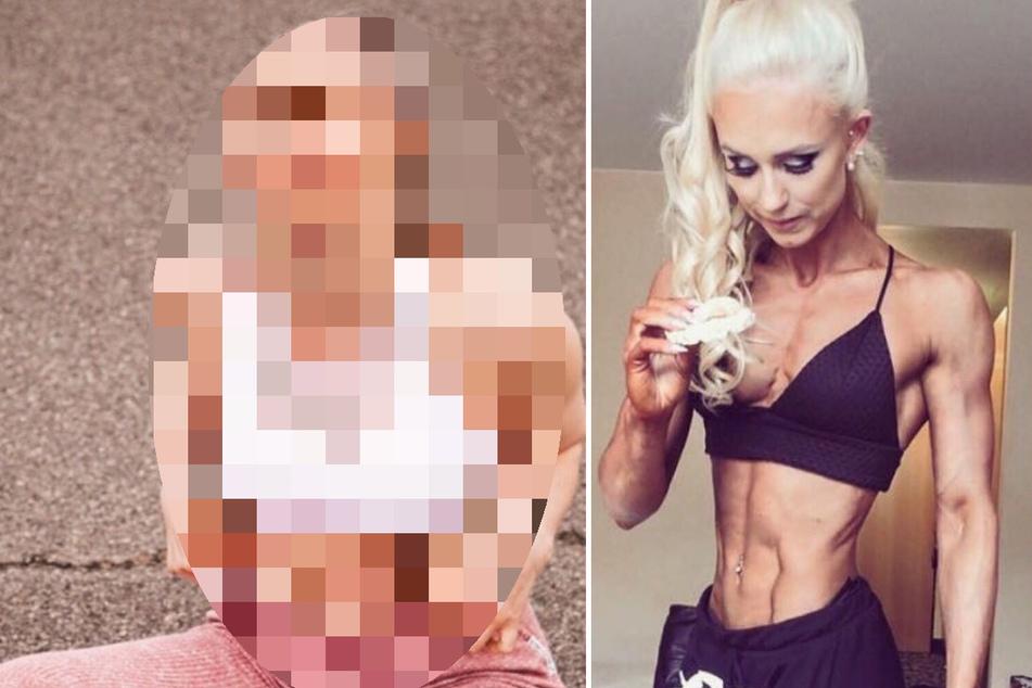 Früher Bodybuilderin, heute Curvy Model: So sehr hat sich Carina Møller-Mikkelsen verändert