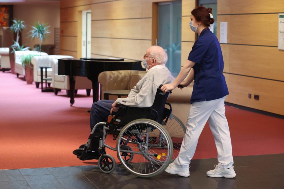 Die Pflegekräfte im Landkreis Görlitz arbeiten am Limit.