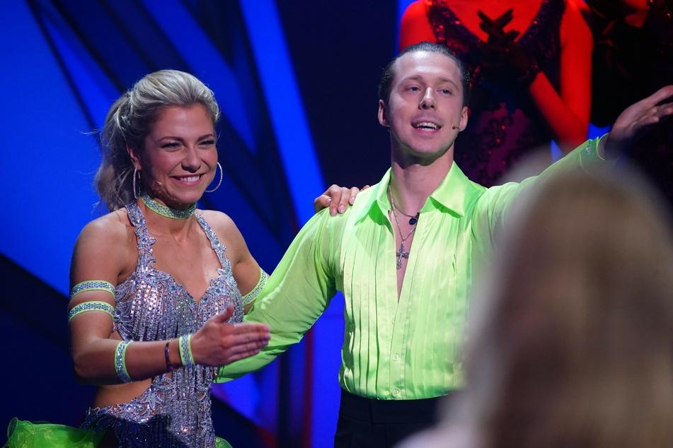 """Valentina Pahde (26) gehört zu den klaren Favoriten der aktuellen """"Let's Dance""""-Staffel."""