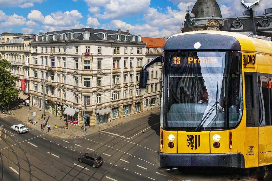 Zu Weihnachten: Frau (60) in Straßenbahn zusammengeschlagen!